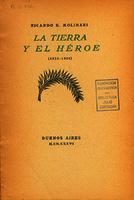 La tierra y el héroe (1933-1934) [1936]. Biblioteca