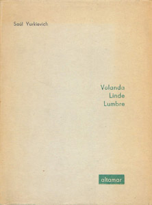 Front Cover : Volanda, linde, lumbre
