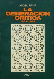 Front Cover : La generación crítica, 1939-1969