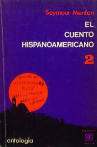 Front Cover : El cuento hispanoamericano