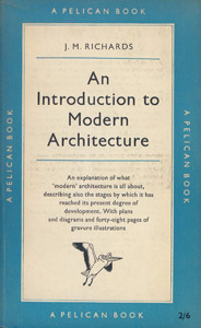 Front Cover : An introduction to modern architecture