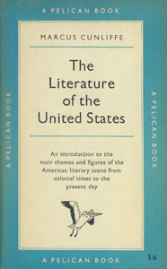 Front Cover : The literature of the United States
