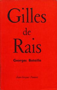 Front Cover : Le procès de Gilles de Rais