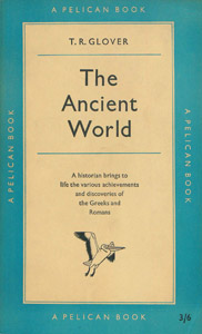 Front Cover : The ancient world