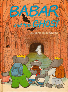 Front Cover : Babar and the ghost