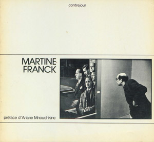 Front Cover : Martine Franck
