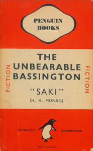 Front Cover : The unbearable Bassington