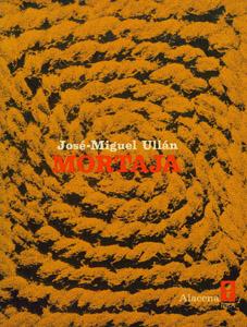 Cubierta de la obra : Mortaja