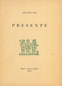 Front Cover : Presente