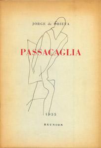 Front Cover : Passacaglia