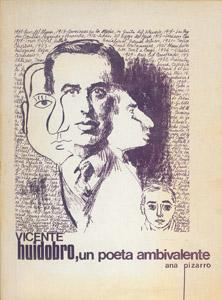Front Cover : Vicente Huidobro, un poeta ambivalente