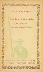 Front Cover : Teatro escogido