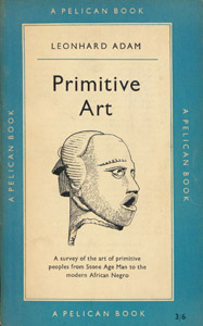 Front Cover : Primitive art