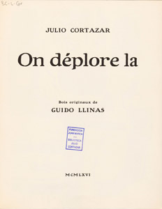 Front Cover : On déplore la