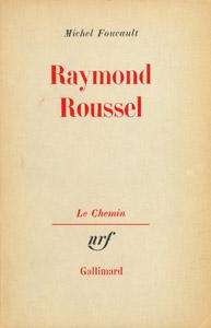 Cubierta de la obra : Raymond Roussel