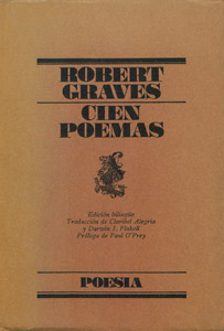 Front Cover : Cien poemas