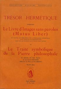 Front Cover : Trésor hermétique