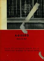 Leo Torres Agüero [exposición], Sala de Exposiciones de la Dirección General de Bellas Artes, Madrid [1967]. Biblioteca
