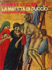 Front Cover : La Maestà di Duccio