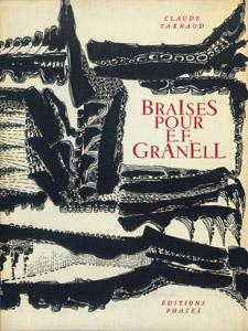 Front Cover : Braises pour E. F. Granell