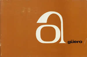 Front Cover : Agüero
