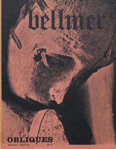 Cubierta de la obra : Bellmer