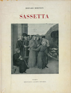 Front Cover : Sassetta