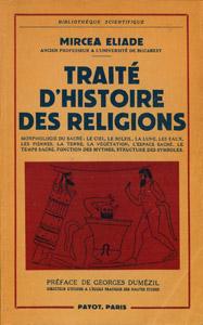 Front Cover : Traité d'histoire des religions