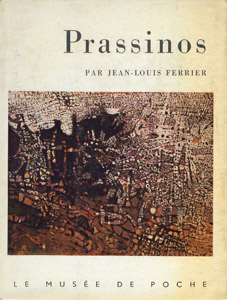 Front Cover : Prassinos