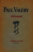Paul Valery, vivant [1946]. Biblioteca
