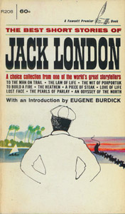 Front Cover : Best short stories of Jack London