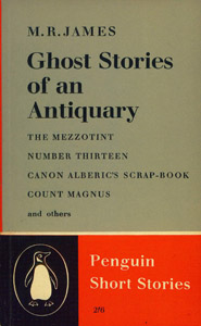 Front Cover : Ghost stories of an antiquary