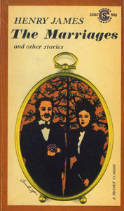 Front Cover : The marriages and other stories