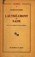 Ver ficha de la obra: Lautréamont et Sade