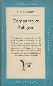 Front Cover : Comparative religion