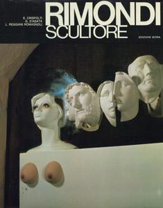 Front Cover : Rimondi scultore