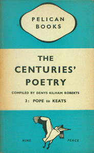 Front Cover : The centuries poetry