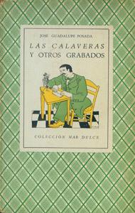 Cubierta de la obra : Las calaveras y otros grabados
