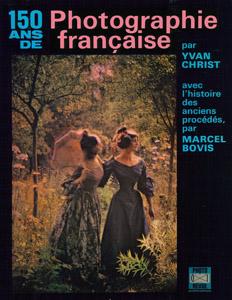 Cubierta de la obra : 150 ans de photographie française