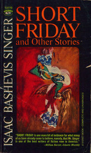 Front Cover : Short Friday and other stories