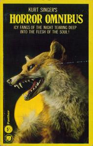 Front Cover : Horror omnibus