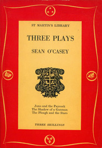 Front Cover : Three plays