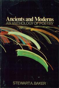 Cubierta de la obra : Ancients and moderns