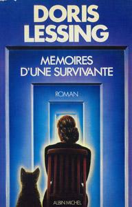 Front Cover : Mémoires d'une survivante