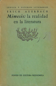 Front Cover : Mimesis