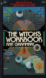 Front Cover : The witch's workbook