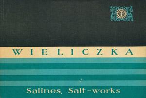 Front Cover : Salines de Wieliczka =