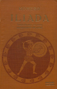 Front Cover : Ilíada