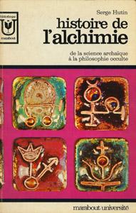 Front Cover : Histoire de l'alchimie