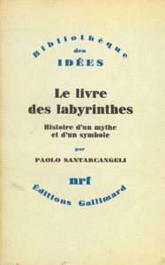 Cubierta de la obra : Le livre des labyrinthes